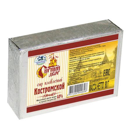 Сыр плавленый «Костромской»