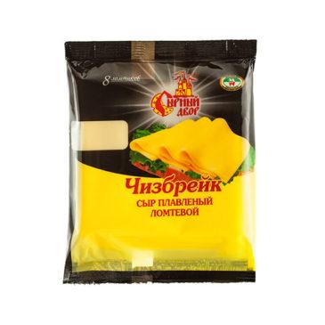 Сыр плавленый в слайсах «Чизбрейк»