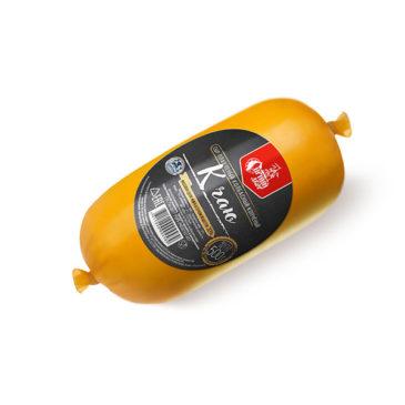 Сыр плавленый колбасный копчёный «К чаю» 30% жирности