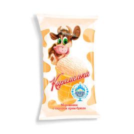 Мороженое «Карамелька» крем-брюле