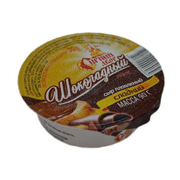 Сыр плавленый «Шоколадный плюс»